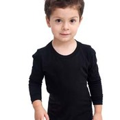 Toddler Fine Jersey Long Sleeve Tee